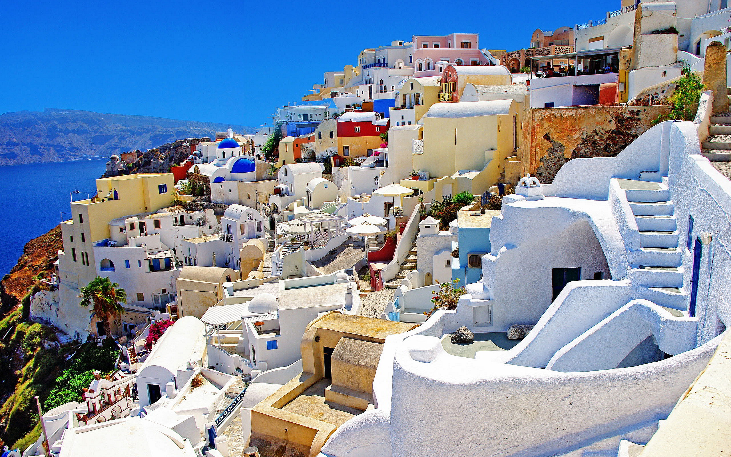 Santorini is Magical Article
